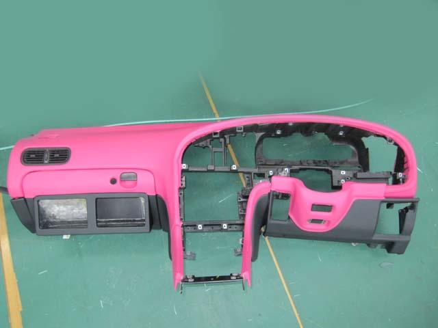 インフィニティQ45(初期型)合皮レザー張替
